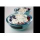 Coconut ve Soya Mumu / 600ML  INFINITY (Master Piece) /LAPIS LAZULI Enerji Taşlarıyla / JASMINUM